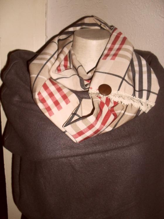 Infinty sjaal